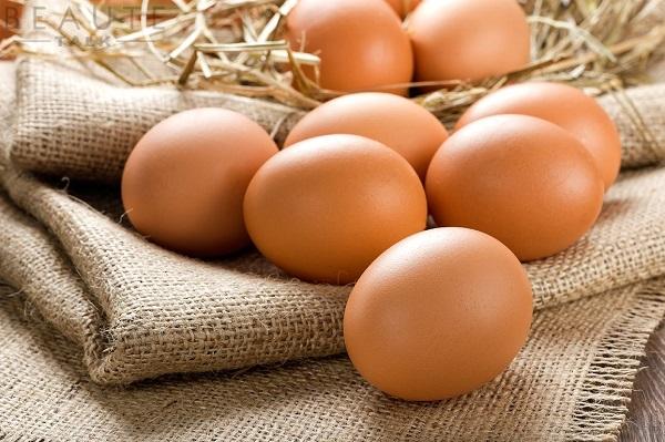 Ăn trứng gà có tác dụng giảm mỡ vùng bụng cực kỳ hiệu quả