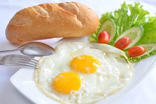 Hãy khởi động bữa sáng bằng những món ăn từ trứng, sữa