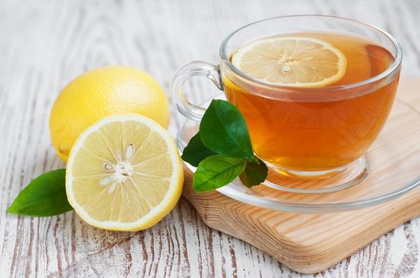 Giải độc cơ thể bằng nước chanh mật ong