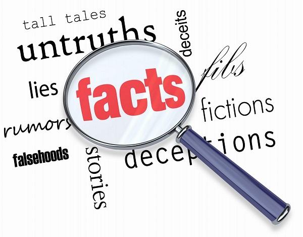 Với thông tin tràn lên trên mạng xã hội, bạn rất dễ bị tiếp nhận thông tin sai lệch