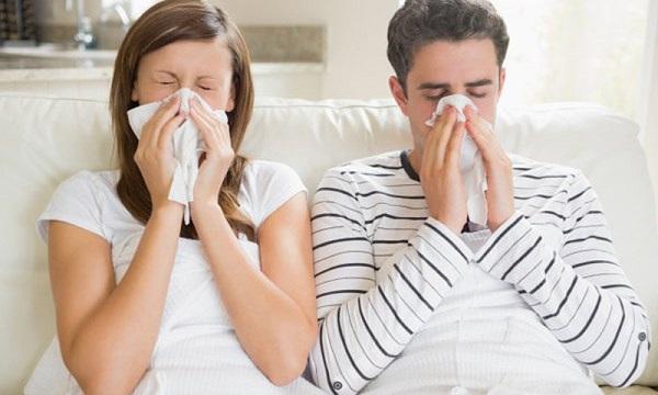 Cảm lạnh và cúm là bệnh hay gặp mùa đông
