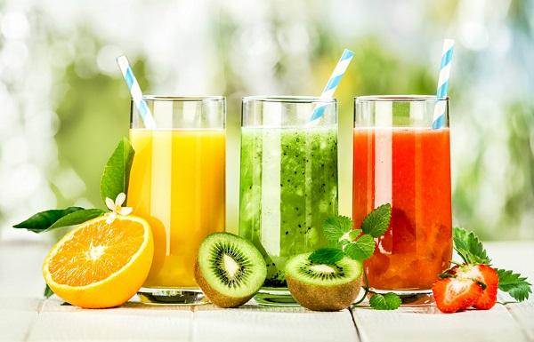 Uống quá nhiều nước ép trái cây có thể gây hại cho sức khỏe của chúng ta