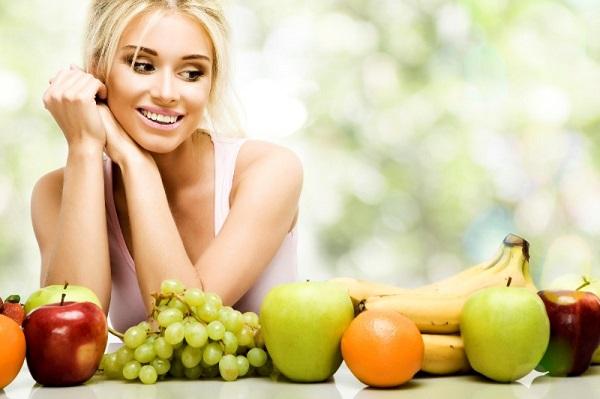 Ăn nhiều rau xanh, hoa quả