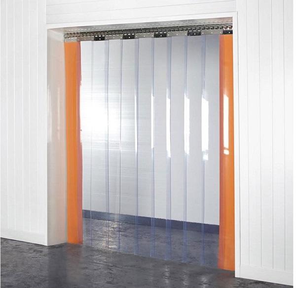 Không sử dụng rèm cửa làm bằng nhựa vinyl