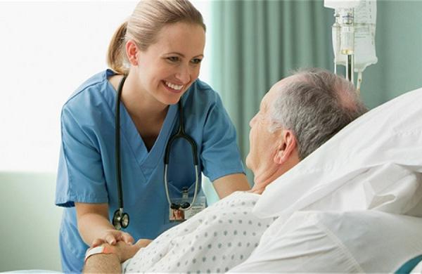 Chăm sóc người bị bệnh