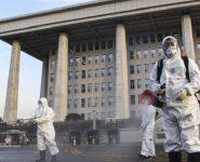 Dịch COVID-19 ngày 26/2: Hàn Quốc tăng lên hơn 1.100 ca nhiễm, Ý 322 ca