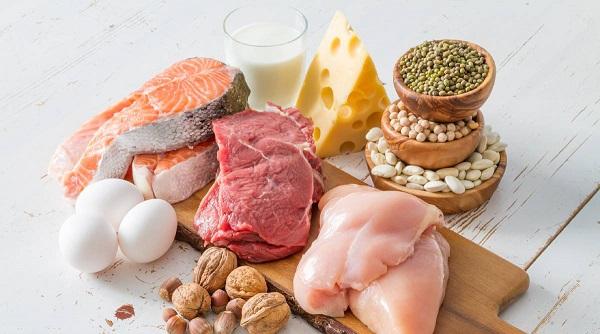 Người cao tuổi nên tăng cường bổ sung các loại thực phẩm giàu đạm