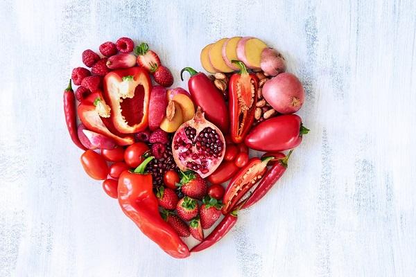 Không chỉ bổ sung dinh dưỡng, những loại quả màu đỏ còn giúp tinh thần phấn chấn