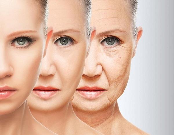 Khô da sẽ khiến làn da của bạn bị lão hóa sớm hơn